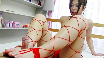 Asian Fishnet Stockings Movies